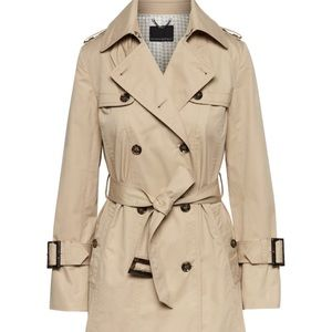 Banana Republic Water-Resistant Classic Trench